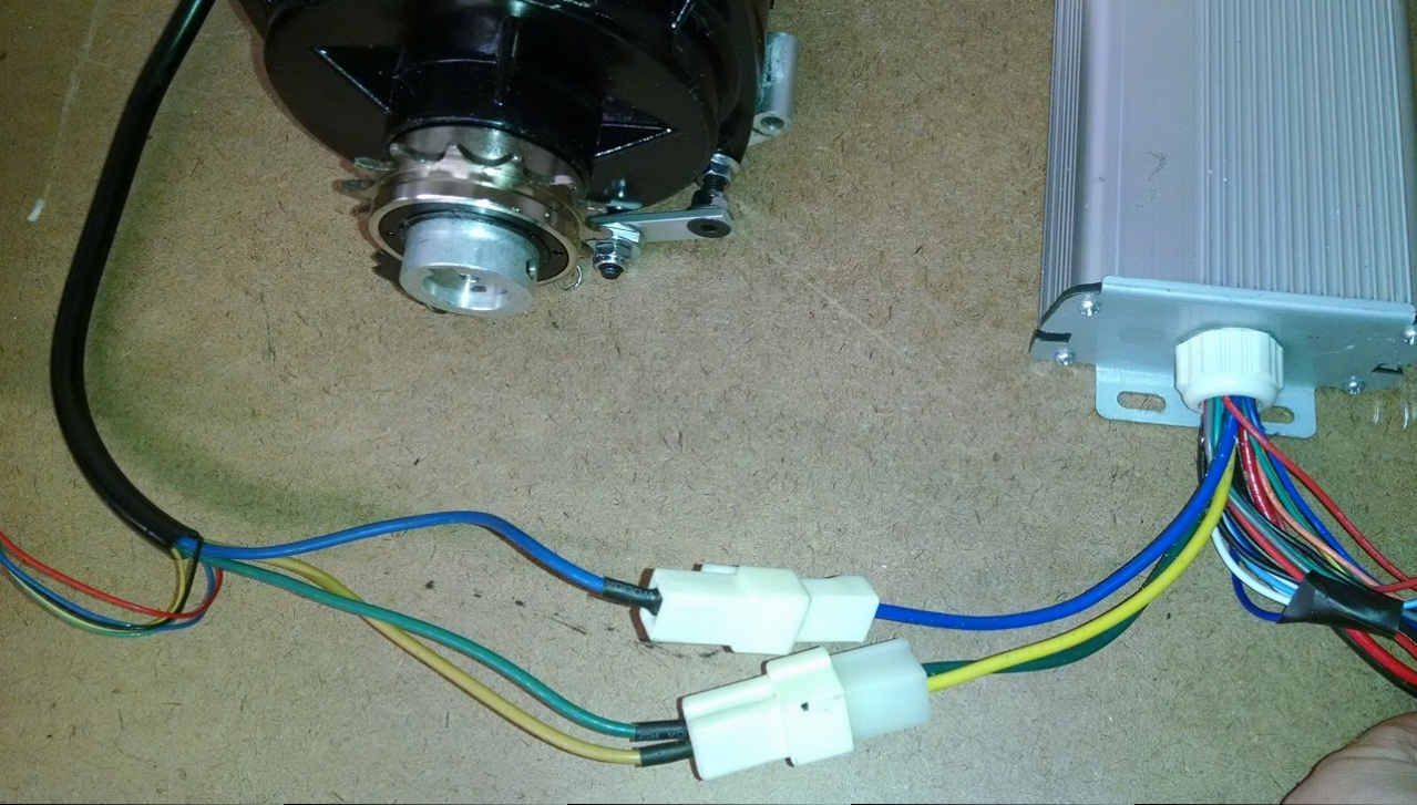 HowTo - Basic Cyclone Wiring with Pictures - Electricbike ...