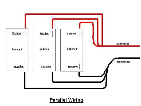 Paralleling BMS protected Li-ion packs  - Electricbike com