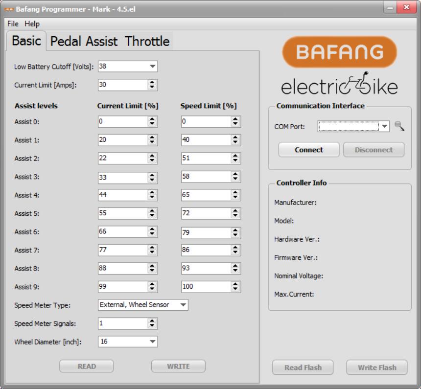 Post existing BBSHD Settings Here - Electricbike com Ebike Forum