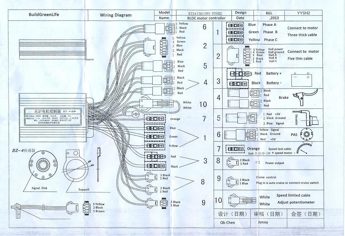 Need help hacking oem Sondors controller  Electricbike