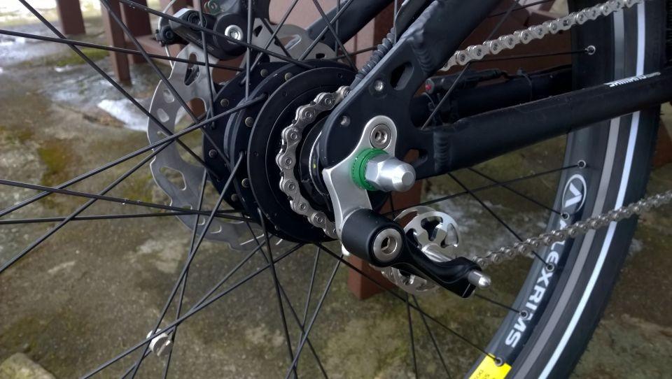 Panasonic E-Bike Chain Tensioner 36V resignation