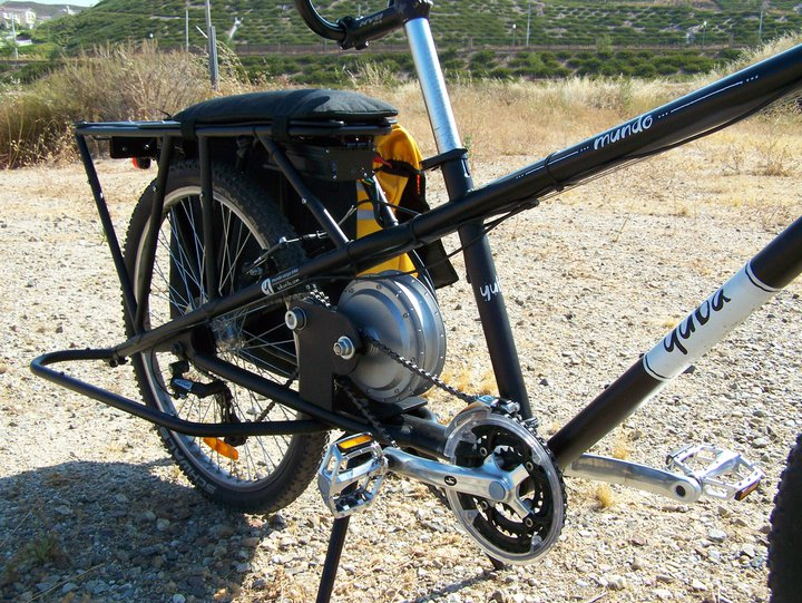 Mid Drive Cargo Electric Bikes Electricbike Com