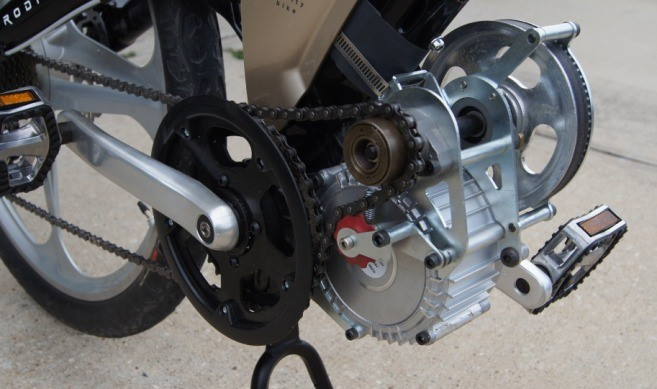Gng An Affordable Mid Drive Kit Electricbike Com