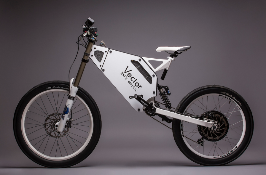 Vector Electric Bikes From Ukraine Electricbike Com